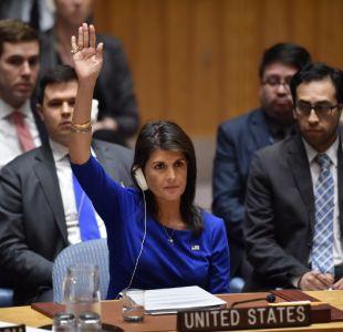 EE.UU dice estar listo para atacar nuevamente a Siria si vuelve a emplear armas químicas