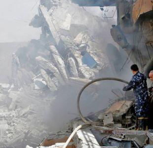 Qué puede pasar ahora tras el bombardeo de Estados Unidos, Francia y Reino Unido contra Siria