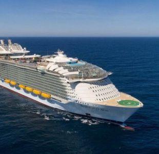 Cómo fue creado el Sinfonía de los Mares, el barco de pasajeros más grande del mundo