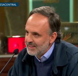 [VIDEO] Sacerdote Pablo Walker sobre caso Barros: El Papa tenía la información
