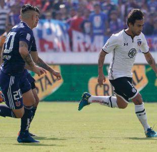 [Minuto a Minuto] U. de Chile está venciendo a Colo Colo en el Superclásico 183