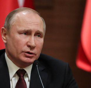 [VIDEO] La advertencia de Putin sobre un nuevo ataque contra Siria