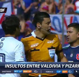 [VIDEO] Borracho y enano: los insultos tras el encontrón de Pizarro y Valdivia