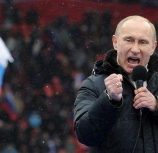 La amenaza de Vladimir Putin de un caos global si Estados Unidos toma nuevas medidas contra Siria