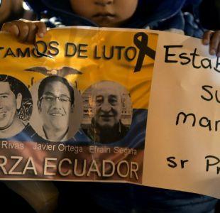 Detienen en Colombia a presunto raptor del equipo de prensa asesinado