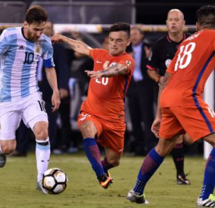 "[VIDEO] Prensa alemana destaca a Charles Aránguiz como ""el hombre que venció a Messi dos veces"""