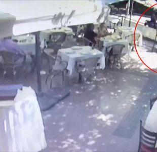 [VIDEO] Caen los motoclock, banda dedicada a robar relojes en zona oriente de Santiago
