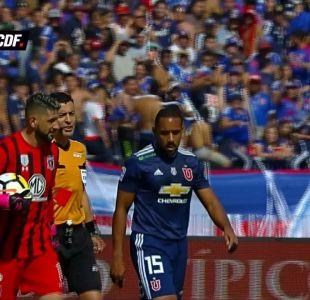 [VIDEO] Agustín Orión en la mira por insulto a Beausejour