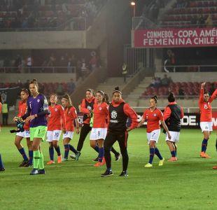 José Letelier destaca el trabajo de la selección chilena pese a derrota ante Brasil