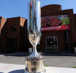 ANFP da a conocer los emparejamientos de la primera fase de Copa Chile 2018
