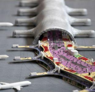 Por qué el nuevo aeropuerto de Ciudad de México es un tema tan candente en la elección presidencial