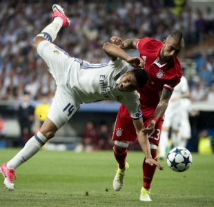 """Zidane asegura que lesión de Vidal """"no cambia nada"""" de cara a semifinales de la Champions"""