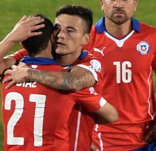Marcelo Díaz saluda a Charles Aránguiz en su cumpleaños y espera que pronto vuelvan a jugar juntos