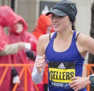Por qué una enfermera se convirtió en la gran sensación del maratón de Boston (y lo hizo corriendo)