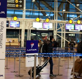 [VIDEO] Sindicato de tripulantes de cabina de Lan anunciará fin de la huelga