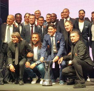 [VIDEO] Zamorano lanza torneo donde participarán United de Alexis y Bayern de Vidal