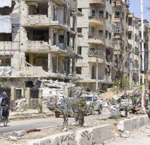 Siria confirma entrada a Duma de la OPAQ