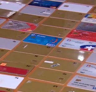 [VIDEO] Carabineros sorprende a clonador de tarjetas tras denuncia de violencia intrafamiliar