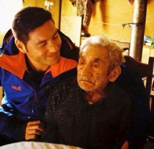 El sentido mensaje de Pancho Saavedra por la muerte de don Celino