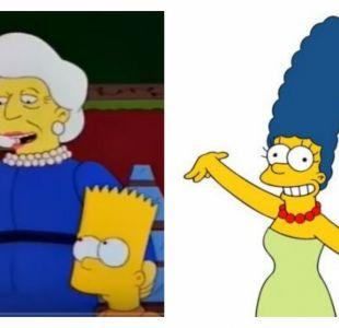 [VIDEO] Revelan la carta que Barbara Bush le envió a Marge Simpson tras su aparición en la serie