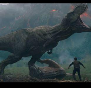 [VIDEO] Jurassic World: El Mundo Caído lanza su tráiler final