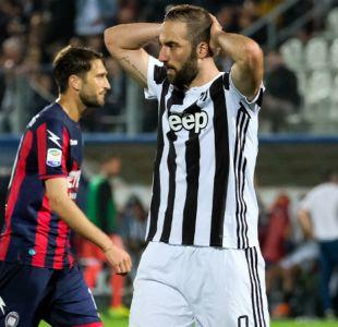 Juventus tropieza con empate y Napoli gana para acortar distancias en la Serie A