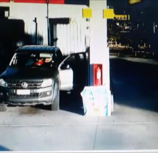 [VIDEO] Bencinazos: Los nuevos robos de vehículos con violencia