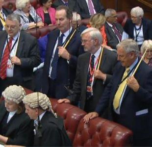 Primera derrota del Ejecutivo británico en su camino hacia el brexit