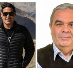 Pancho Saavedra y Aldo Schiappacasse