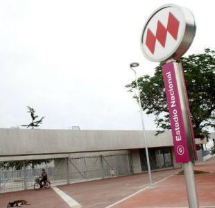 Línea 6 del Metro estará abierta hasta las 00:00 horas este jueves por partido de la U