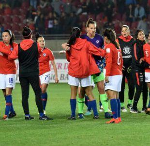[VIDEO] Chile enfrenta a Colombia por la fase final de la Copa América Femenina