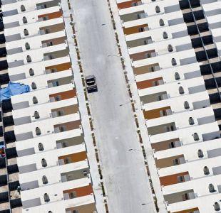 Paraísos siniestros: fotografías aéreas de las viviendas de bajo costo en México