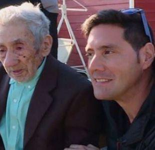 Celino Villanueva y Pancho Saavedra