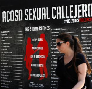 Las Condes se suma a Recoleta y aprueba ordenanza contra el acoso callejero