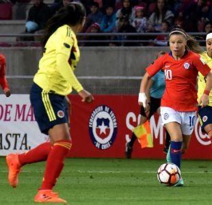 La Roja iguala ante Colombia y deberá luchar por su paso al Mundial ante Argentina