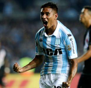 Racing golea a Vasco da Gama y queda líder del grupo de la U en la Libertadores