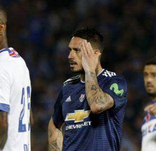 La U se enreda y sólo logra un empate sin goles ante Cruzeiro en Copa Libertadores