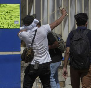 [VIDEO] Protestas contra reforma de pensiones dejan al menos dos muertos en Nicaragua