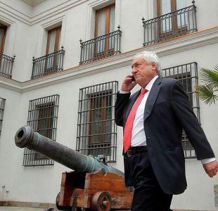 Canciller califica como un mensaje humano el nombramiento de Pablo Piñera como embajador
