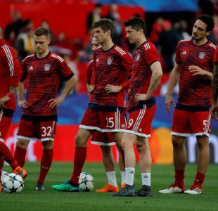 Técnico del Bayern revela la reacción del plantel tras conocerse la baja de Arturo Vidal