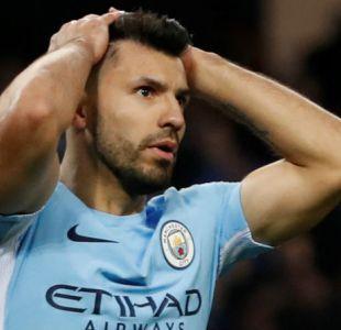 Guardiola da por terminada la temporada de Agüero con Manchester City