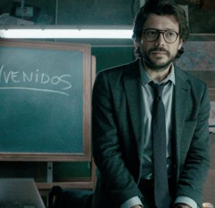 Equipo de La casa de papel ficha a El profesor para su nueva serie original