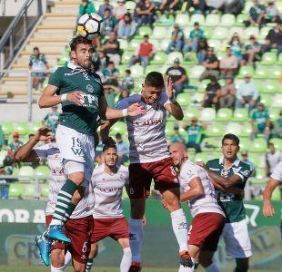 Santiago Wanderers empató 1 a 1 con Deportes La Serena