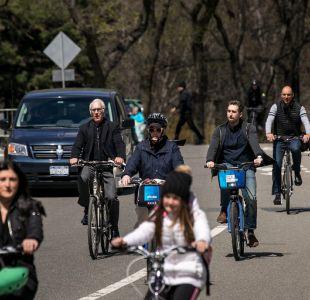 Nueva York prohibirá los automóviles en el Central Park