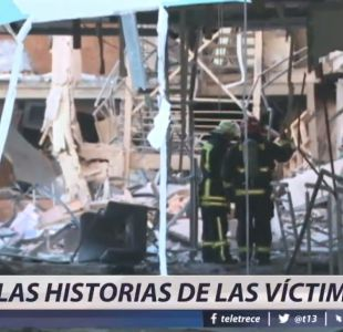 [VIDEO] La historia de las víctimas de la explosión en el Sanatorio Alemán de Concepción
