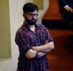 [FOTO] La cariñosa declaración de Gabriel Boric sobre Giorgio Jackson