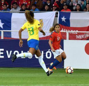 Geraldine Leyton es baja de última hora en la selección femenina para enfrentar a Argentina