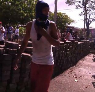 Nueva ola de protestas en Nicaragua deja al menos cuatro heridos