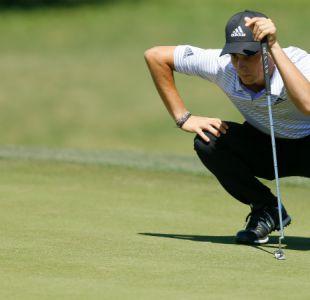 Niemann logra histórica participación en su debut como golfista profesional