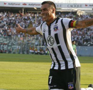Esteban Paredes se consolida como el goleador del Campeonato Nacional